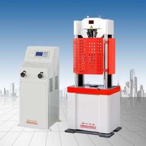 液晶数显液压万能试验机WES-600B